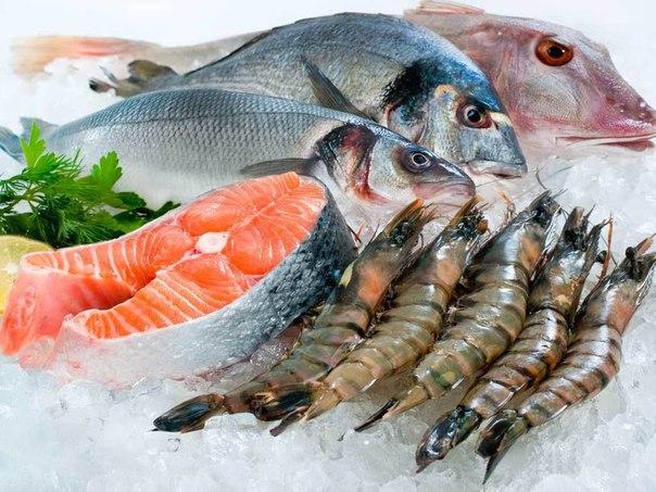 Выбираем свежую и замороженную рыбу!