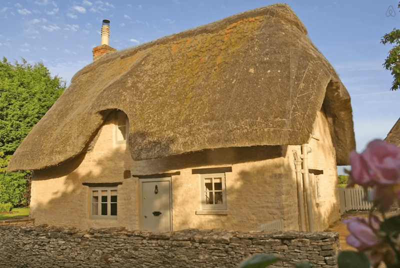 Живой дом из камыша