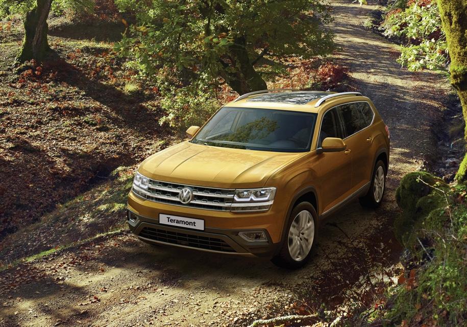 В России отзовут VW Teramont из-за ошибки в инструкции