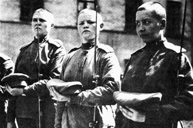 «Яшка» и ее команда. Настоящая история «женских батальонов смерти»