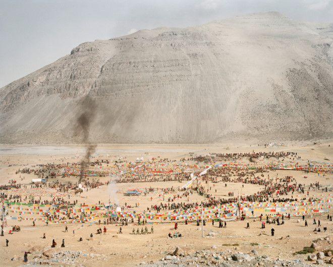 tibetskaya gora Kaylas 3