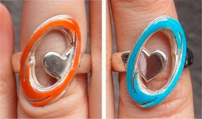 Кольца-порталы, чтобы можно было придти друг к другу в любой момент диза, кольцо, креатив