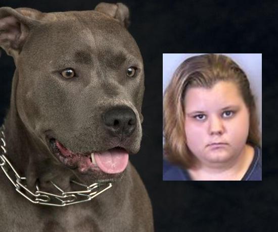 Американку обвиняют в принуждении пса к куннилингусу