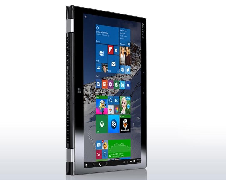 Ноутбук-трансформер Lenovo Yoga 700 предлагается в двух вариантах