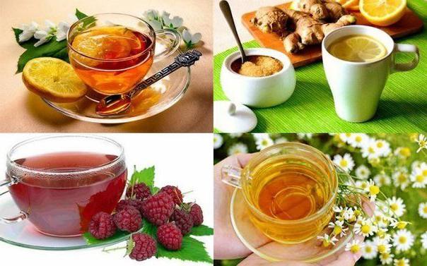 Лучших напитки, которые поставят вас на ноги при простуде