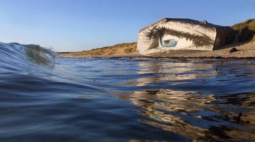 Уличные рисунки по всему миру
