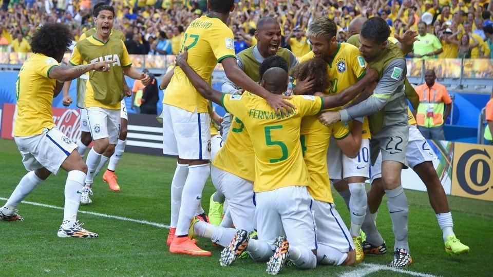 Бразильцы по пенальти обыграли чилийцев и вышли в четвертьфинал ЧМ