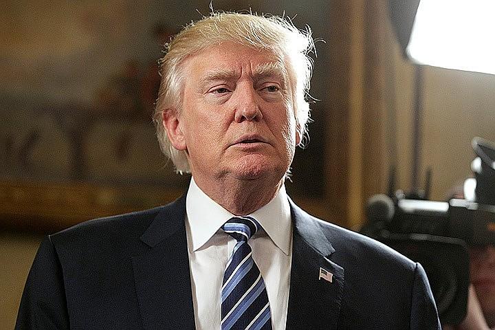 СМИ: Дональд Трамп оказался на последнем месте в рейтинге президентов США