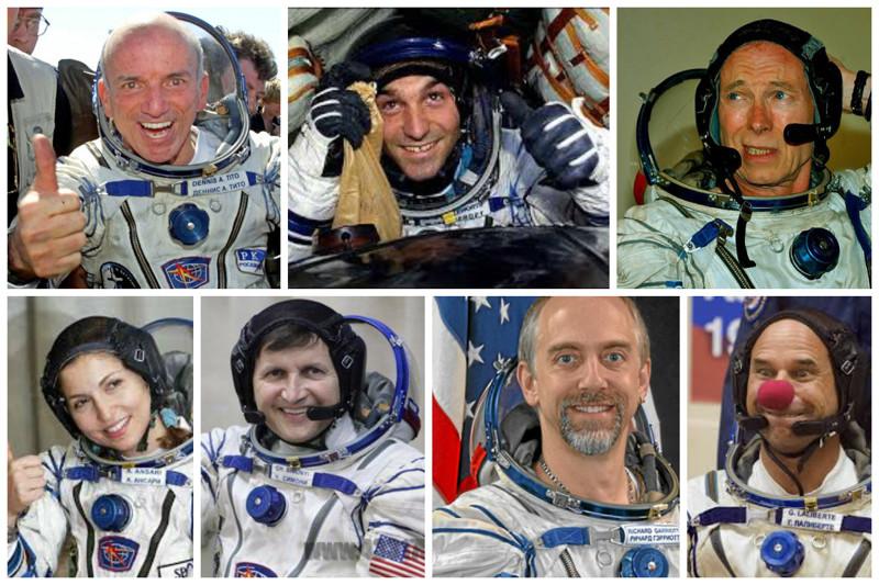 Вся правда о космическом туризме интересное, космический туризм, космос