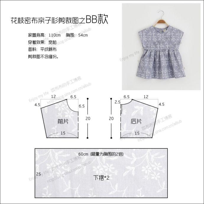 Детская одежда выкройки с фото