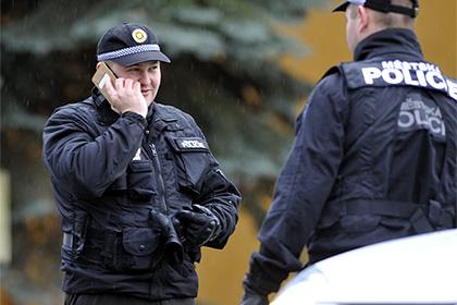 В Чехии задержали велосипедиста с 5,4 промилле алкоголя в крови