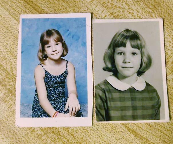 Гены творят чудеса —  фото женщин разных поколений, похожих, как две капли воды