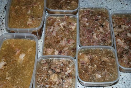 Холодец в домашних условиях из свиной головы - Производство тротуарной плитки