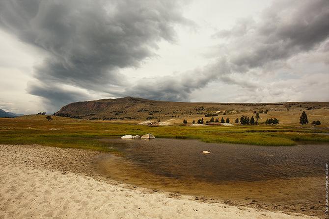 Путешествие по монгольскому Алтаю
