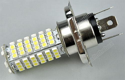 Светодиодные лампы в автомобиле