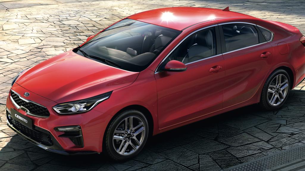 Kia повысила цены на две новые модели в РФ