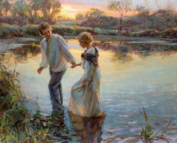 """""""Книга перемен"""". Когда однажды вы встретите человека, который полюбит вас..."""