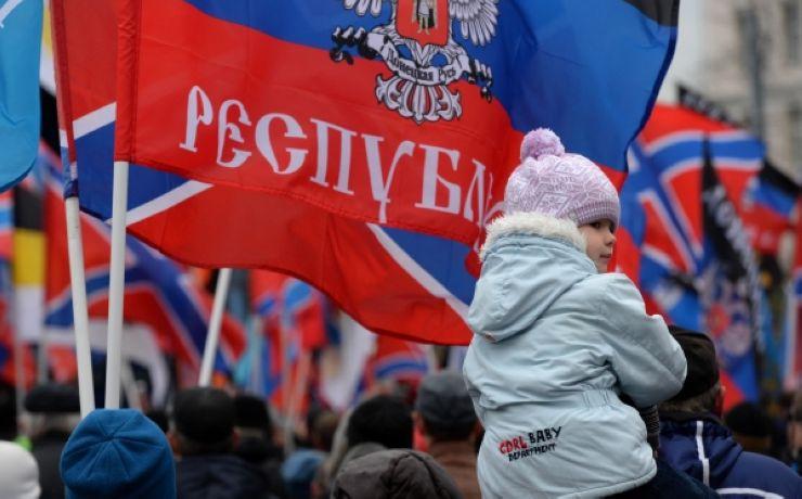 Интеграция Донбасса и рерусификация России Original