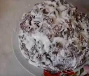 Как сделать торт панчо классический рецепт с фото пошагово
