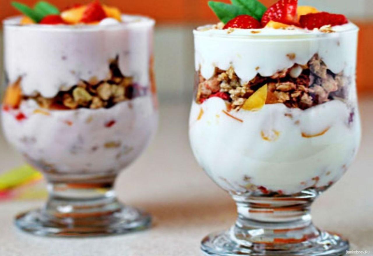 "Молочный десерт ""Пломбир"" - альтернатива мороженому"
