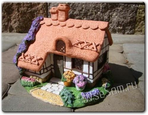 Поделки из глины в домашних условиях