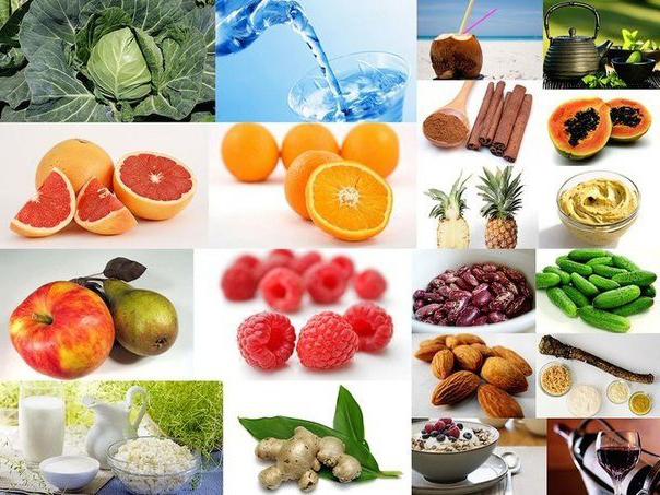 Самые полезные продукты!