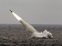 Россия впервые нанесла удар по позициям ИГ ракетами с подводной лодки