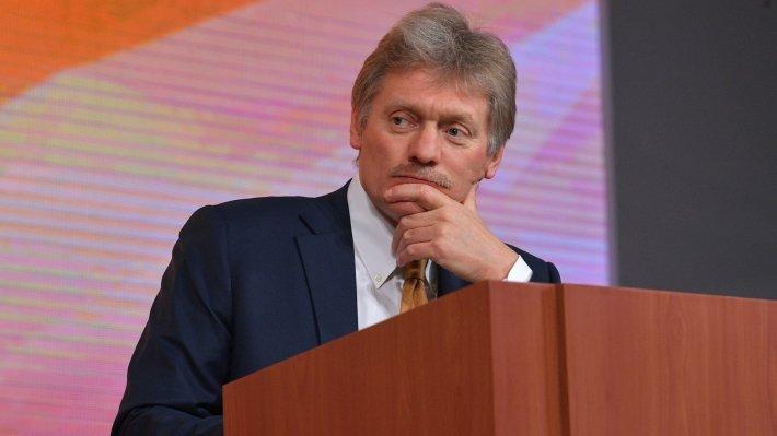 В Кремле ответили на попытку…