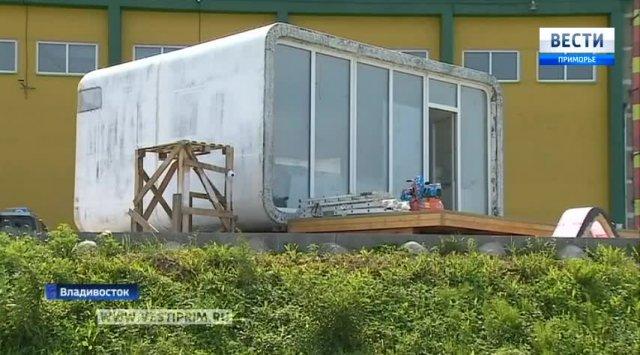 Электрик из Владивостока строит чудо-дома