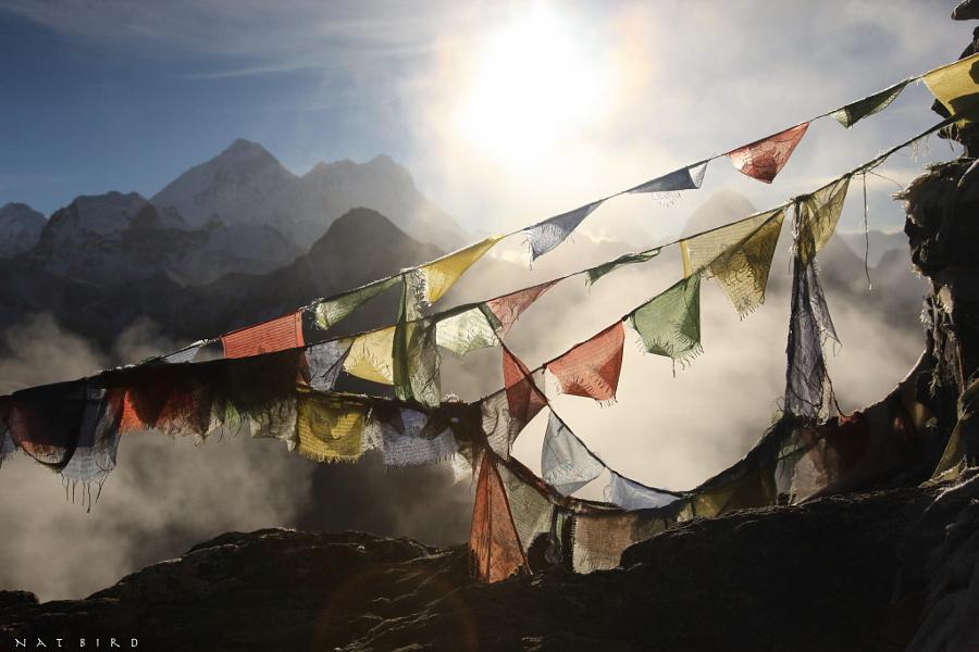 Эверест: 30 фотографий самой высокой горы