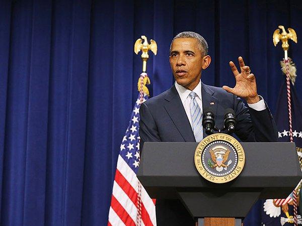 Обама отклонил военный бюджет с выделением 300 млн долларов на оружие Украине
