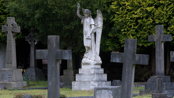 Фотографии покойницы