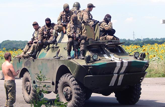 """Батальону """"Айдар"""" приказано уничтожить гуманитарный конвой России"""