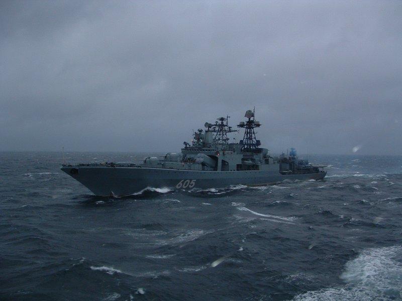 Мощь и красота Военно-морского флота