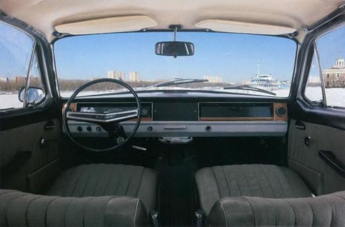 Автомобили КГБ, которые участвовали в негласной войне с ЦРУ