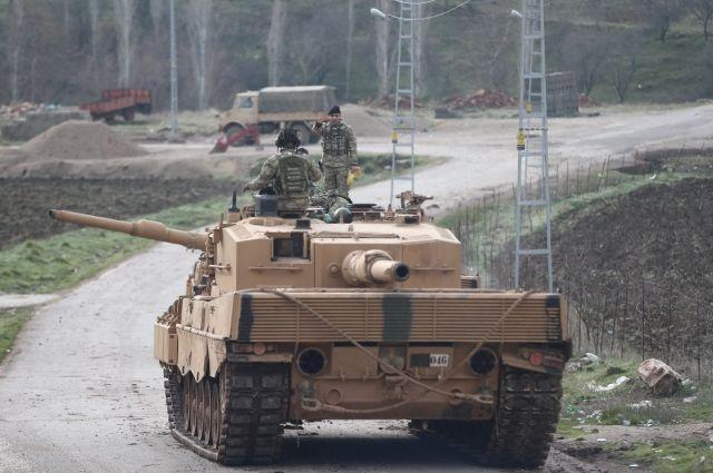 Представитель сирийских курдов назвал цели операции Турции в Африне