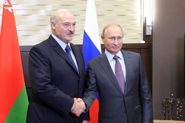 Лукашенко: переговоры с Путиными были тяжелыми, но результативными