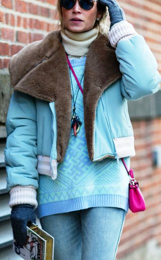 5 вещей из зимнего гардероба, которые вполне пригодятся и весной 2017