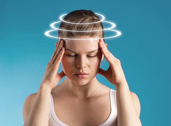 приступ головокружения и темноты в глазах