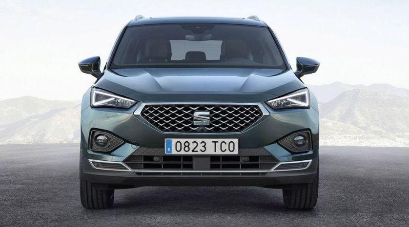В Сети представили первое изображение Seat Tarraco Cupra R