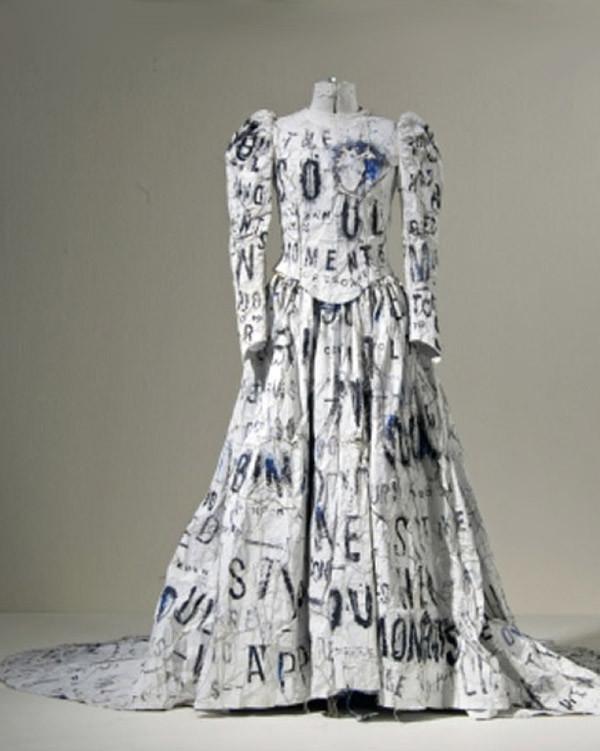 20. Платье для невесты-призрака Свадебные платья, свадьба