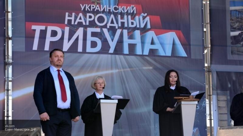 """Пожизненное для Порошенко: """"народный трибунал"""" заочно приговорил президента Украины"""