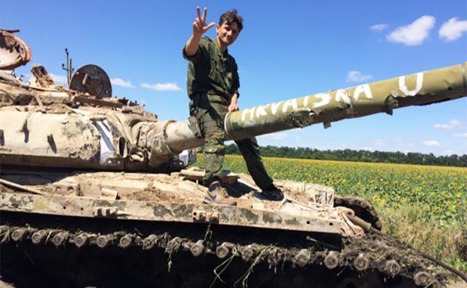 Антиснайпер из ДНР: Я отправ…