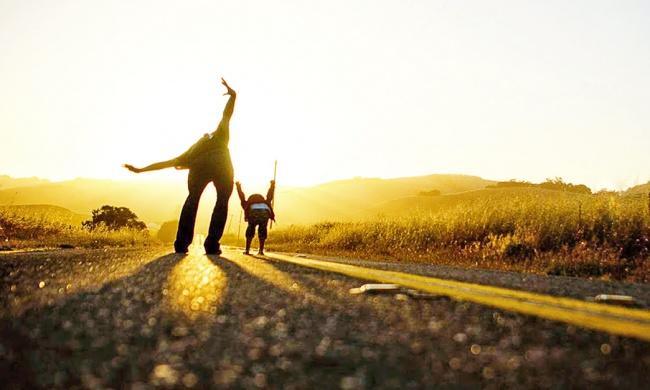Замечательный рассказ Григория Горина о том, что отец и сын должны расти вместе