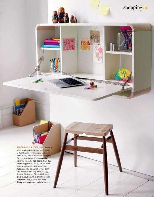 great idea for small rooms