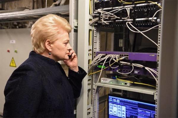 Даля Грибаускайте, президент Литвы, фото с сайта weaponews.com