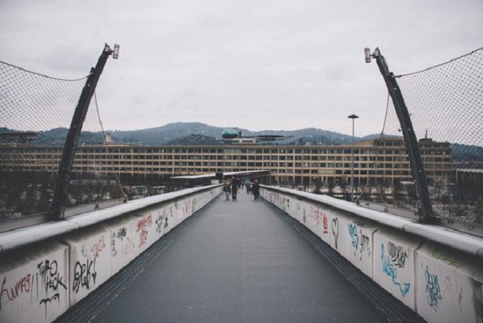 Полное забвение олимпийских сооружений (Турин).