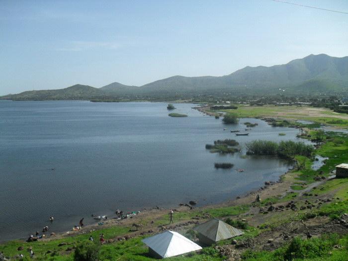 Топ-10 самых больших озер в мире