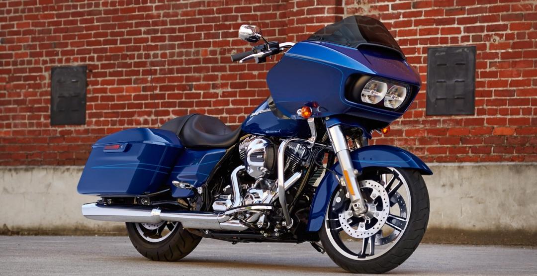 Фото Harley-Davidson Road Glide, 2015