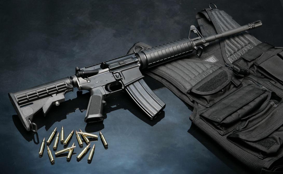 Главное стрелковое оружие XX века